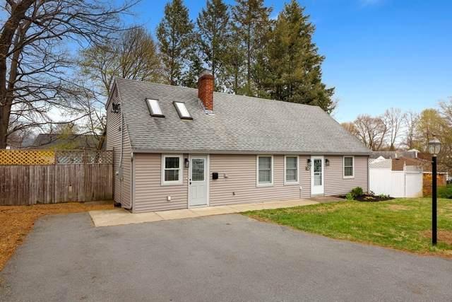 32 Janet Cir, Shrewsbury, MA 01545 (MLS #72815043) :: The Duffy Home Selling Team