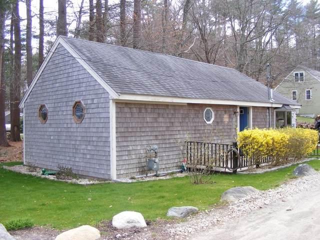 254 Lakeside Road, Hanson, MA 02341 (MLS #72815182) :: Cameron Prestige