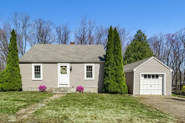 21 Highland Park Road, Rutland, MA 01543 (MLS #72815198) :: Team Roso-RE/MAX Vantage