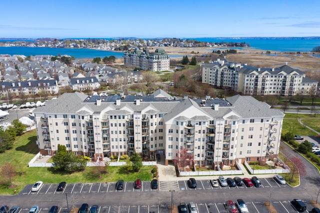 10 Seaport Drive #2307, Quincy, MA 02171 (MLS #72815224) :: Cape Cod and Islands Beach Properties