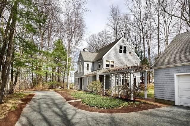 98 Baker Hill Rd, Northampton, MA 01062 (MLS #72815241) :: Westcott Properties