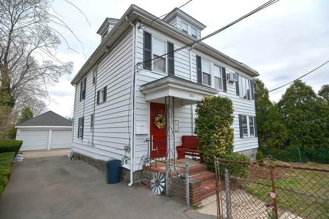 294 Metropolitan Ave, Boston, MA 02131 (MLS #72815254) :: DNA Realty Group