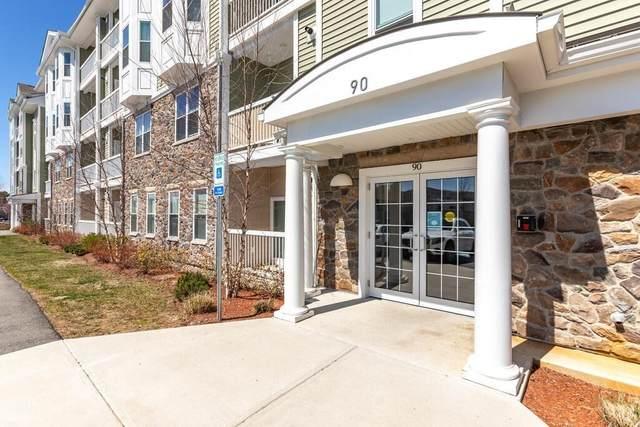 90 Trotter Rd #3311, Weymouth, MA 02190 (MLS #72815276) :: Walker Residential Team