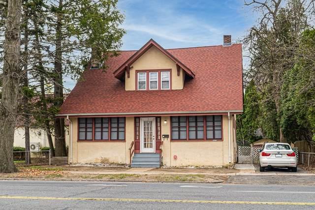 993 Berkshire Ave, Springfield, MA 01151 (MLS #72815335) :: Conway Cityside