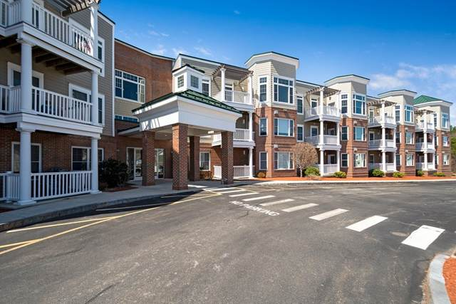 855 Main St #316, Woburn, MA 01801 (MLS #72815342) :: EXIT Realty