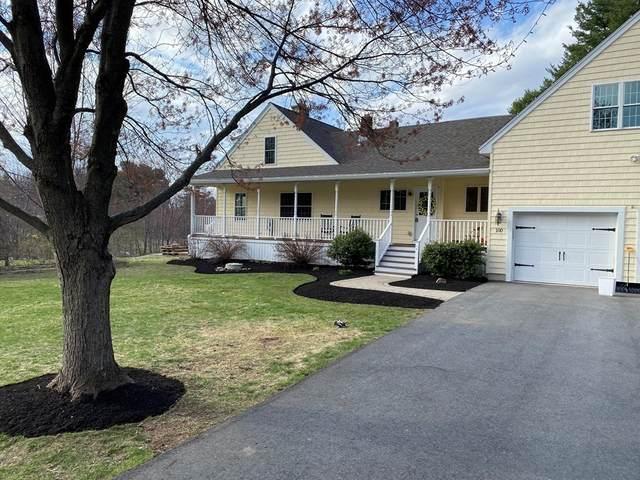 100 Grove Street, Shrewsbury, MA 01545 (MLS #72815362) :: The Duffy Home Selling Team