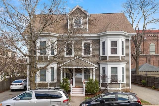 116 Chestnut Street #5, Waltham, MA 02453 (MLS #72815363) :: Conway Cityside