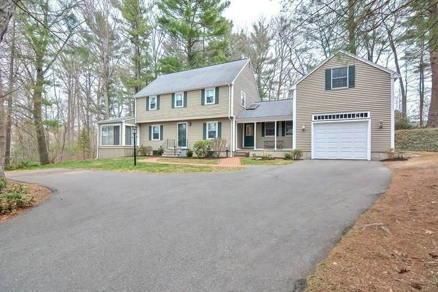 4 Trayer Road, Canton, MA 02021 (MLS #72815367) :: EXIT Cape Realty