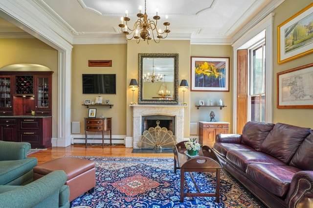 16 Monument Square #3, Boston, MA 02129 (MLS #72815406) :: Westcott Properties