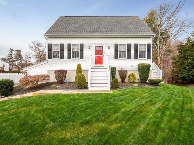 20 Forestview Dr, Fairhaven, MA 02719 (MLS #72815414) :: RE/MAX Vantage