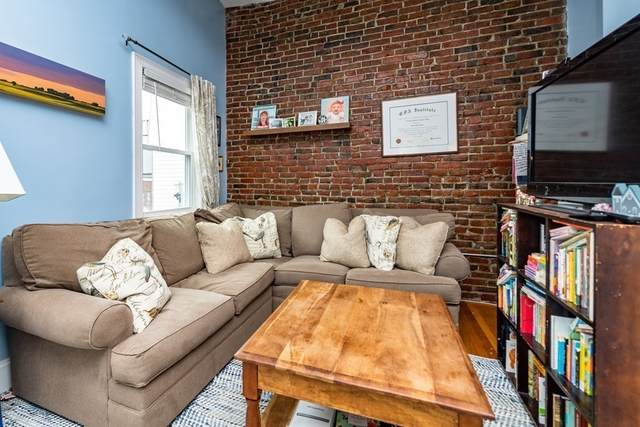 505R E 5th St #2, Boston, MA 02127 (MLS #72815416) :: EXIT Cape Realty