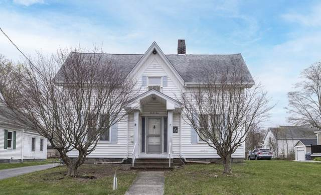 24 Maple St, Taunton, MA 02780 (MLS #72815460) :: RE/MAX Vantage