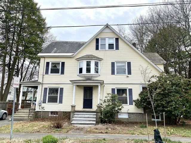 92 Sanderson St, Greenfield, MA 01301 (MLS #72815542) :: The Gillach Group