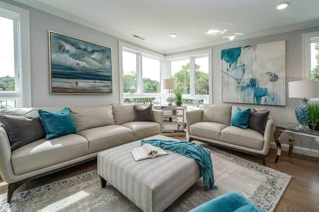 1400 Centre Street #202, Boston, MA 02131 (MLS #72815548) :: Westcott Properties