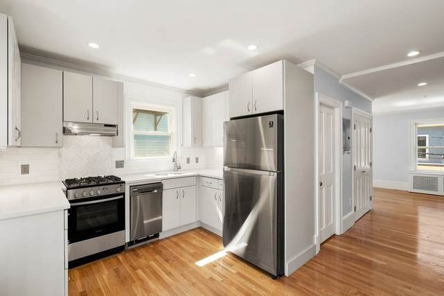 28 Fairmont Ave #2, Cambridge, MA 02139 (MLS #72815568) :: Conway Cityside