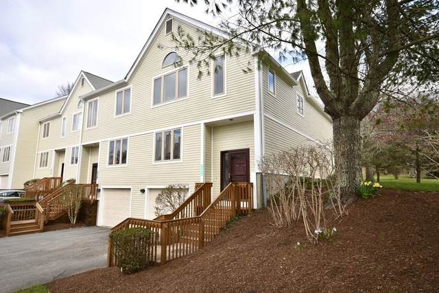 131 Fairway Drive #131, Dartmouth, MA 02747 (MLS #72815608) :: RE/MAX Vantage