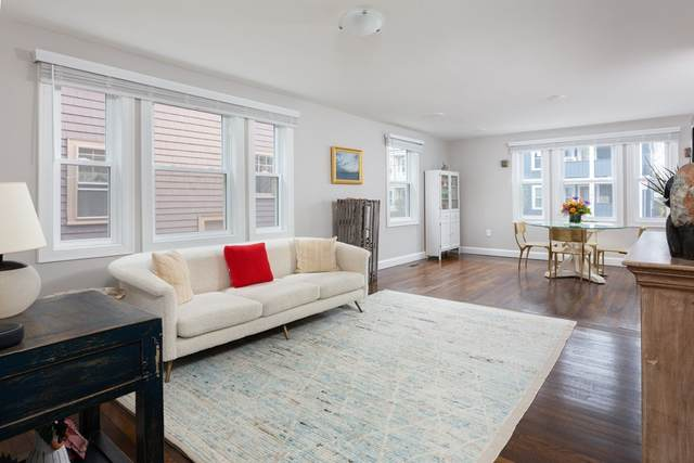 33 Madison Ave #1, Cambridge, MA 02140 (MLS #72815685) :: Revolution Realty