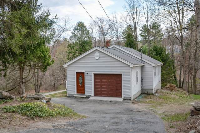 221 W Main St, Orange, MA 01364 (MLS #72815762) :: The Gillach Group