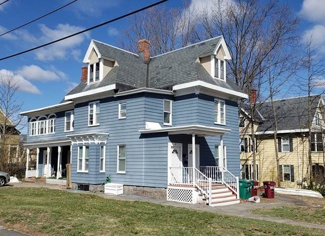 117 Stevens Street, Lowell, MA 01851 (MLS #72815799) :: Team Roso-RE/MAX Vantage