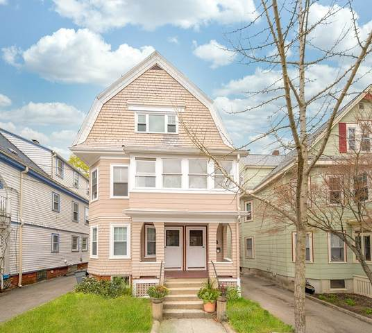103 Fayerweather #2, Cambridge, MA 02138 (MLS #72815873) :: Revolution Realty