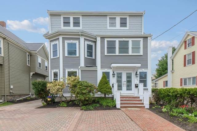 287 Cherry St, Newton, MA 02465 (MLS #72815900) :: Conway Cityside