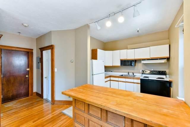 160 Salem Street #6, Boston, MA 02113 (MLS #72815936) :: Westcott Properties