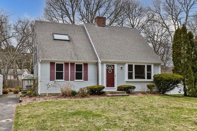 53 Lexington Dr, Barnstable, MA 02601 (MLS #72816067) :: Westcott Properties