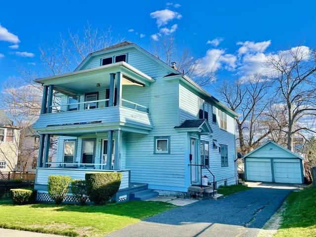 27-29 Annawon Street, Springfield, MA 01109 (MLS #72816088) :: Boston Area Home Click