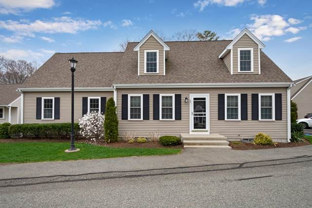 58 Brewster Rd #58, Stoughton, MA 02072 (MLS #72816089) :: Re/Max Patriot Realty