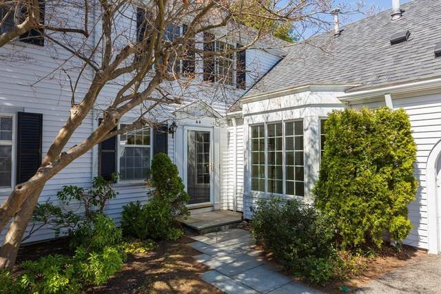 44 Fairgreen #9, Brookline, MA 02467 (MLS #72816112) :: Re/Max Patriot Realty