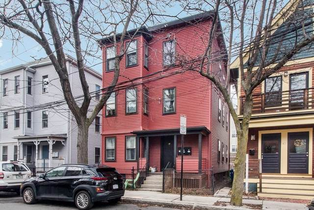 49 Harrison St., Somerville, MA 02143 (MLS #72816152) :: Re/Max Patriot Realty