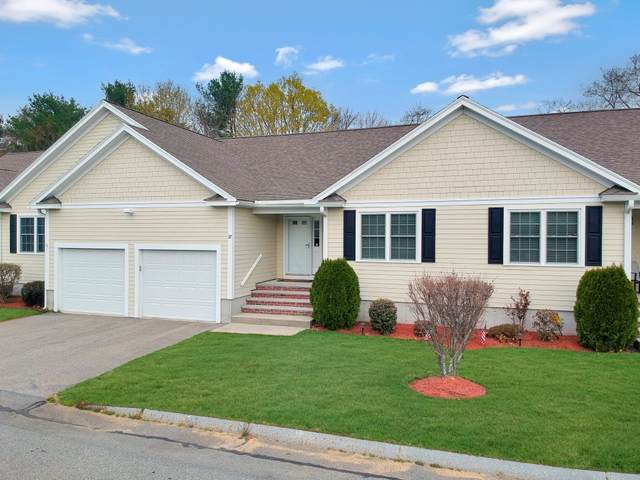 37 Russell Farm Dr #37, Methuen, MA 01844 (MLS #72816186) :: Zack Harwood Real Estate | Berkshire Hathaway HomeServices Warren Residential
