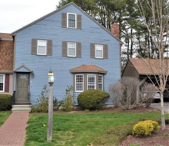 31 Camelot Ct #31, Stoughton, MA 02072 (MLS #72816219) :: Zack Harwood Real Estate | Berkshire Hathaway HomeServices Warren Residential