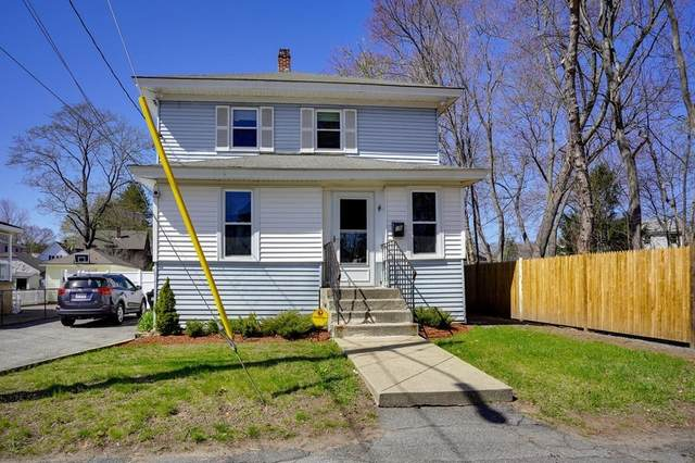 10 Fuyat St., Hudson, MA 01749 (MLS #72816235) :: EXIT Cape Realty