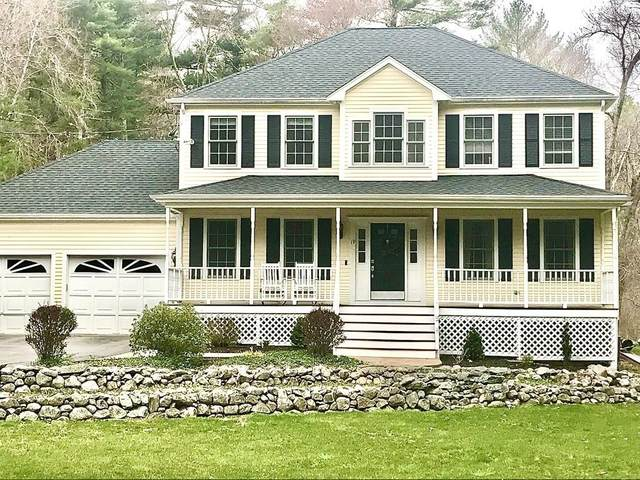 19 Rollins Rd, Easton, MA 02375 (MLS #72816248) :: Team Roso-RE/MAX Vantage