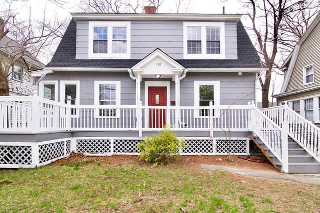 192 Marsden St, Springfield, MA 01109 (MLS #72816255) :: Boston Area Home Click