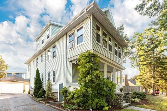 266 Furnace Brook Parkway #2, Quincy, MA 02169 (MLS #72816275) :: Zack Harwood Real Estate | Berkshire Hathaway HomeServices Warren Residential