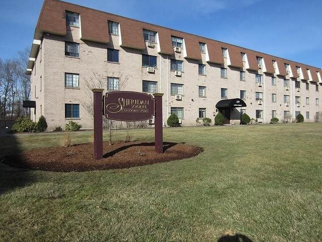 119 Grove St #228, Rockland, MA 02370 (MLS #72816285) :: EXIT Cape Realty