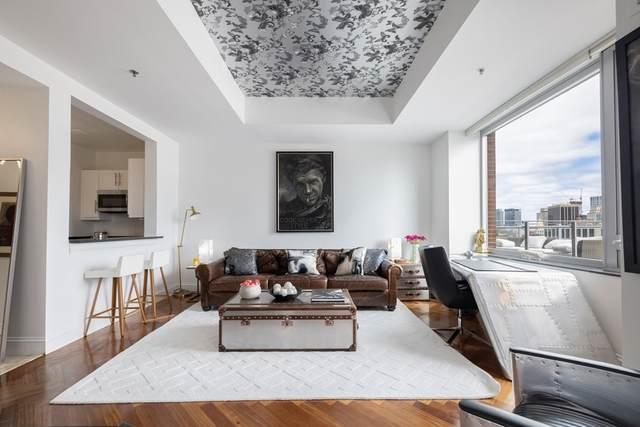 1 Charles St S #1605, Boston, MA 02116 (MLS #72816308) :: Zack Harwood Real Estate | Berkshire Hathaway HomeServices Warren Residential