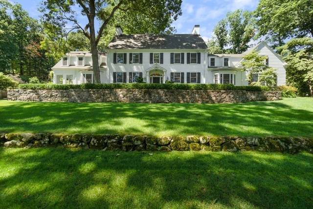 62 Carisbrooke Road, Wellesley, MA 02481 (MLS #72816315) :: Zack Harwood Real Estate | Berkshire Hathaway HomeServices Warren Residential