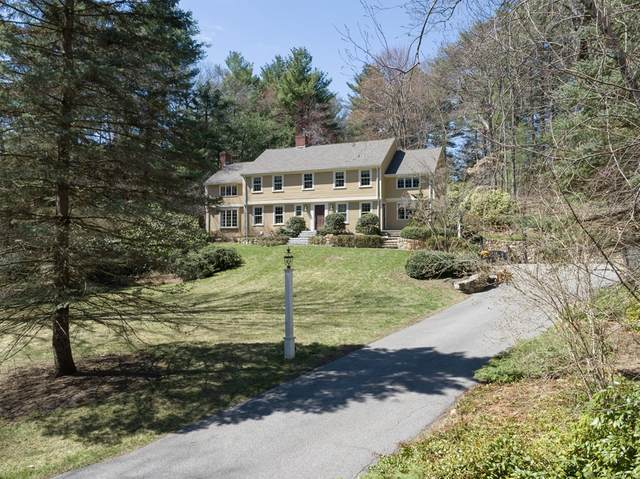 56 Myles Standish Road, Weston, MA 02493 (MLS #72816345) :: Zack Harwood Real Estate | Berkshire Hathaway HomeServices Warren Residential