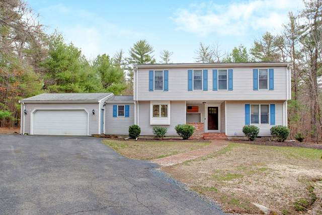 61 Montgomery Street, Lakeville, MA 02347 (MLS #72816377) :: Team Roso-RE/MAX Vantage