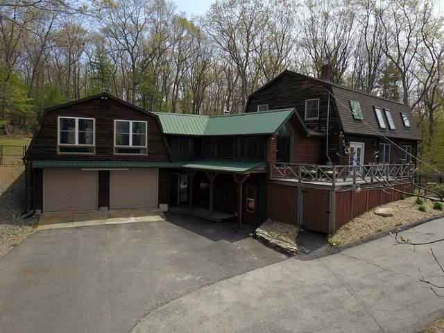 55 Sewall St. North, Boylston, MA 01505 (MLS #72816453) :: The Duffy Home Selling Team