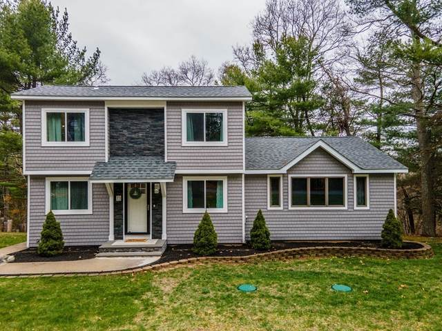 73 Sanford Street, Berkley, MA 02779 (MLS #72816572) :: Cape Cod and Islands Beach Properties