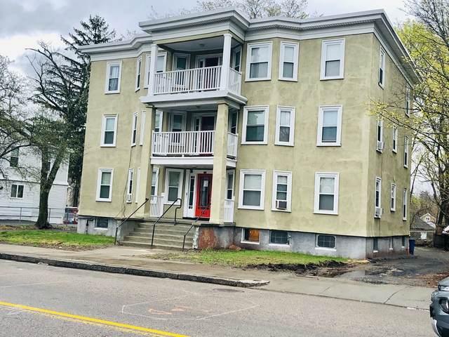 640 River Street, Boston, MA 02126 (MLS #72816650) :: Cape Cod and Islands Beach Properties