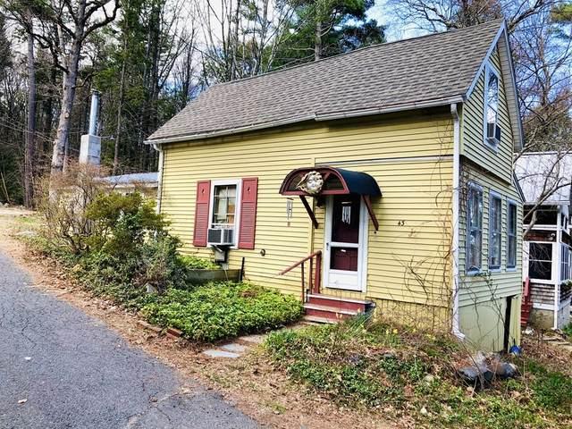 43 Laurel Park #43, Northampton, MA 01060 (MLS #72816662) :: NRG Real Estate Services, Inc.