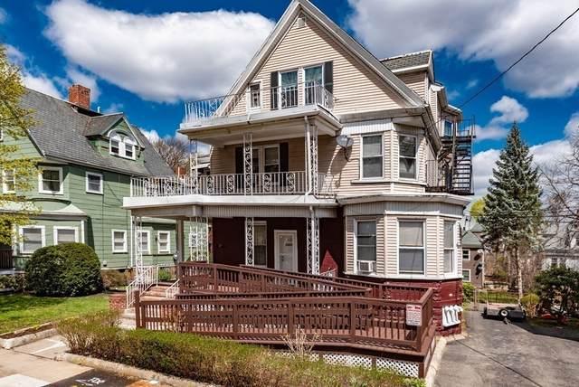 67 Crawford Street, Boston, MA 02121 (MLS #72816701) :: Cape Cod and Islands Beach Properties