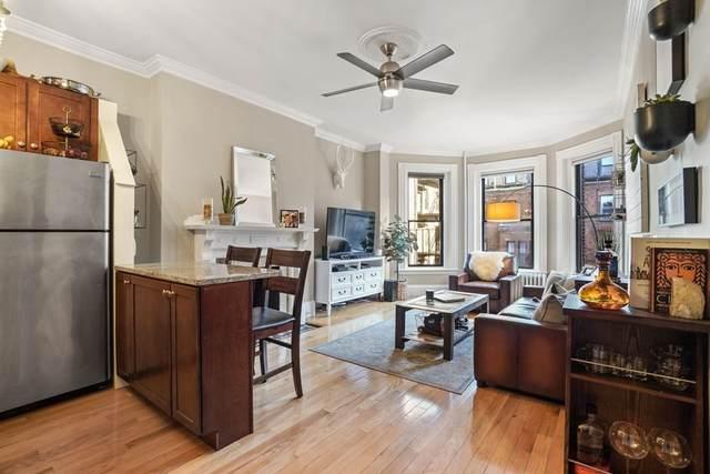 394 Marlborough St #8, Boston, MA 02115 (MLS #72816702) :: Cape Cod and Islands Beach Properties