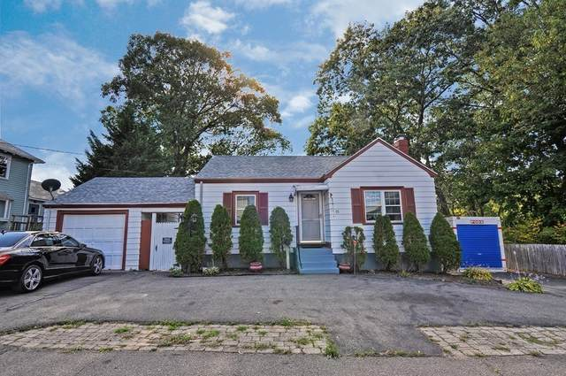 15 Hudson St, Quincy, MA 02169 (MLS #72816724) :: Cape Cod and Islands Beach Properties