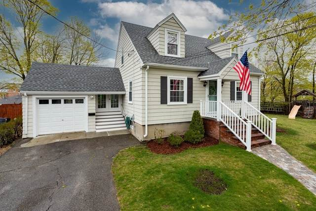 31 Lyons St, Quincy, MA 02169 (MLS #72816737) :: Cape Cod and Islands Beach Properties